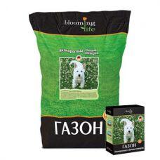 Смесь газонных трав Blooming Life Низкорослый с белым клевером 10 кг