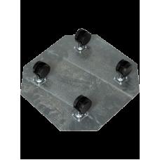 Wheelplates Castor Wheel 4 x 35 mm (150 kg. max load capacity)
