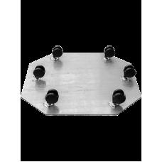 Wheelplates Castor Wheel 6 x 50 mm (200 kg. max load capacity)
