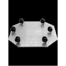 Wheelplates Castor Wheel 6 x 35 mm (200 kg. max load capacity)