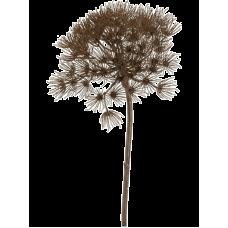 Delphinium растение искусственное