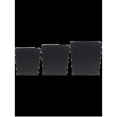 Amfa Divider Black (set of 3)