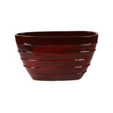 Beauty Oval Classic Red