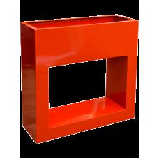 Livingreen Barrier holey design polished flame red