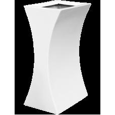Livingreen Curvy sophia 1 polished brilliant white