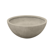 Static (GRC) Bowl grey
