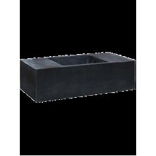 Fiberstone Jort seating black XXL