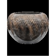 Luxe Lite Universe Comet Globe bronze