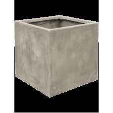 Static (GRC) Cube grey