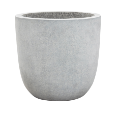 Capi Lux Egg planter II light grey