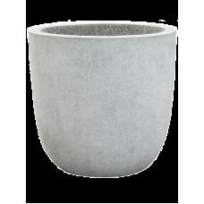 Capi Lux Egg planter IV light grey
