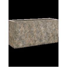 Luxe Lite Stone Luna Rectangle Grey