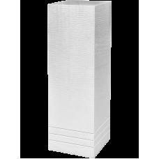 Pedestal (amfi) Partner glossy snake white (+liner)