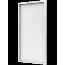 Aluminum frame U-profile