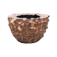 Tunda Couple coconut shell brown