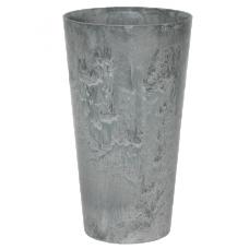 Artstone Claire vase grey