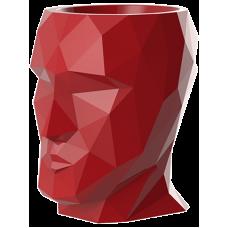 Adan Nano Lacquered Red