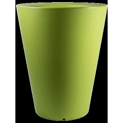 Кашпо пластиковое Otium Ollo lime green